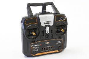 Kyosho Syncro KT-431S 4 Channel Radio (2)