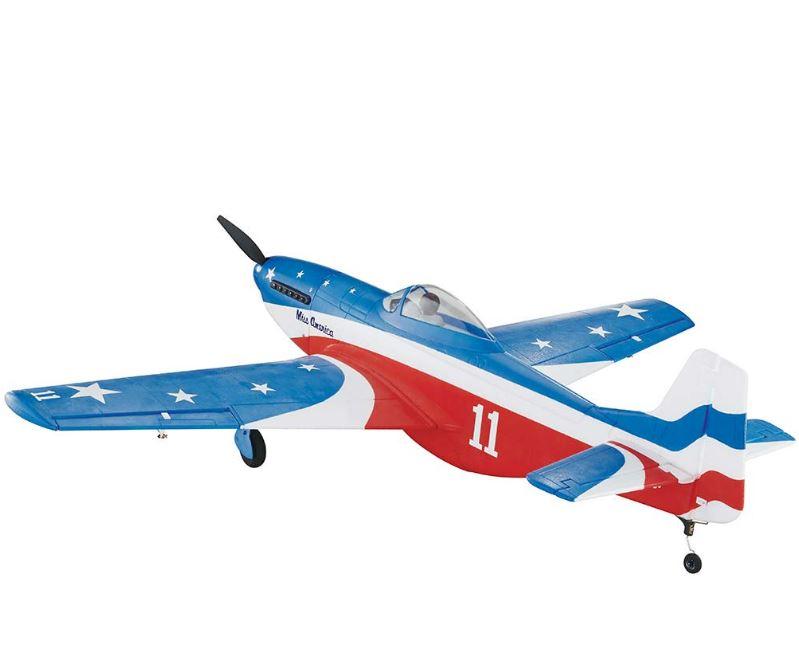 Tower Hobbies P-51D Mustang MkII Miss America Rx-R 40