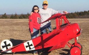 Huge Model Airplane: Bill Holland and his Amazing Half-Scale Fokker Triplane