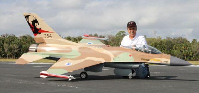 Road to Top Gun — Eduardo Esteves and his F-16 Falcon