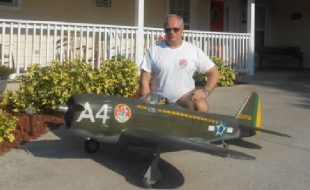 Road to Top Gun — Rogerio Araujo's Brazilian P-47 Thunderbolt