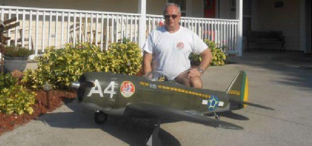 Road to Top Gun — Rogerio Araujo's Brazilian P-47 Thunderbolt
