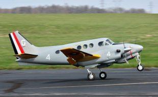 Road to Top Gun: Mike Barbee's  King Air C-90 — Update!