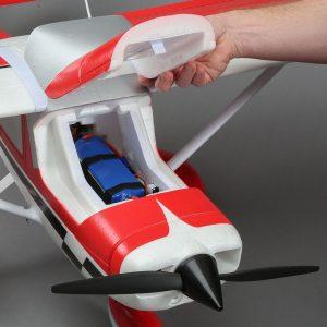 E-flite Carbon-Z Cessna 150 2.1m BNF Basic & PNP (3)