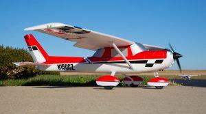 E-flite Carbon-Z Cessna 150 2.1m BNF Basic & PNP (6)