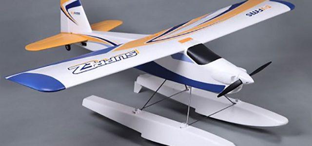 FMS Super EZ V2 RTF, 1220mm With Floats