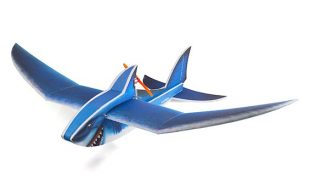 HobbyKing Glue-N-Go Series EPP Shark 1420mm [VIDEO]