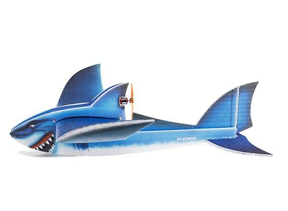 Hobbyking Glue N Go Series Epp Shark 1420mm Video