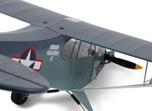 HobbyKing J3 Navy Cub (NE-1) 1400mm (PnP) (5)