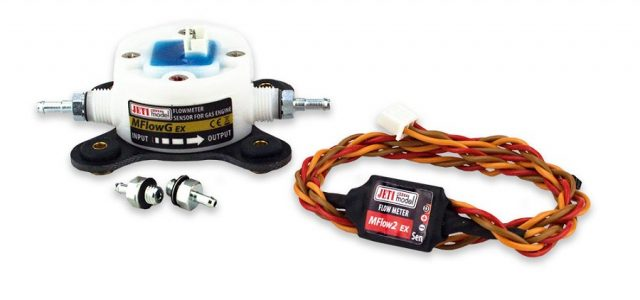 Jeti Telemetry Sensor Fuel Flow MFlow2