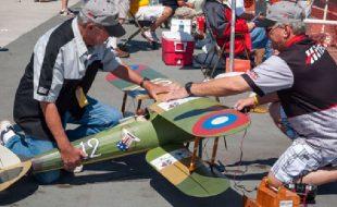Top Gun Roger Niolet's Nieuport 28 C.1