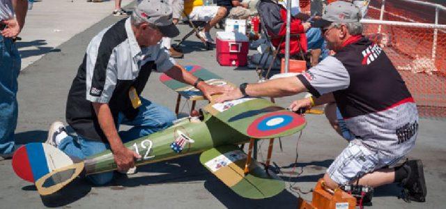 Road to Top Gun — Roger Niolet's Nieuport 28 C.1
