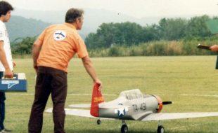 Model Airplane Power Loading