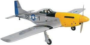 Phoenix Model 17 P-51 Mustang .46-.55_EP ARF (1)