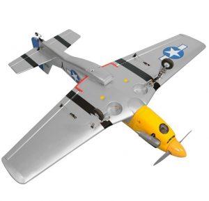 Phoenix Model 17 P-51 Mustang .46-.55_EP ARF (2)