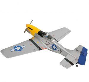 Phoenix Model 17 P-51 Mustang .46-.55_EP ARF (3)