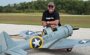 Top Gun Chuck Hamilton's Douglas SDB-3 Dauntless Dive-Bomber