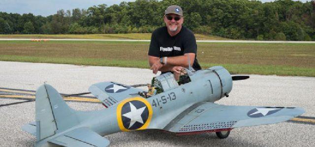 Road to Top Gun — Chuck Hamilton's Douglas SDB-3 Dauntless Dive-Bomber