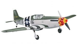 Tower Hobbies P-51B Mustang MkII Berlin Express Rx-R (1)