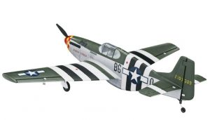 Tower Hobbies P-51B Mustang MkII Berlin Express Rx-R (2)