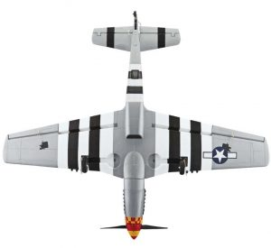 Tower Hobbies P-51B Mustang MkII Berlin Express Rx-R (4)