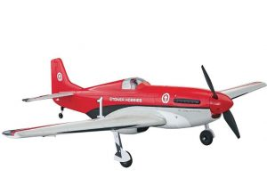 Tower Hobbies P-51D Mustang MkII Racer Red Rx-R (1)
