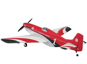 Tower Hobbies P-51D Mustang MkII Racer Red Rx-R (2)