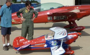 Road to Top Gun — Robert Russ' 46% Pitts Special