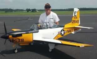 Road to Top Gun — Will Berninger's T-34C Mentor