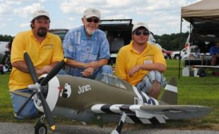 Road to Top Gun– James and Jesse Russell's P-47 Thunderbolts