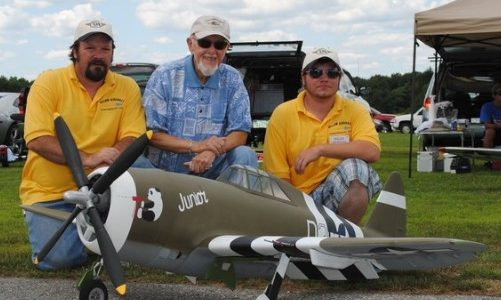 Top Gun: James and Jesse Russell's P-47 Thunderbolts