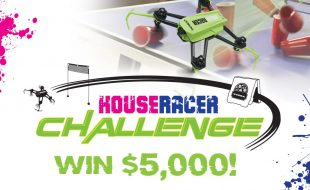 Vusion House Racer Challenge