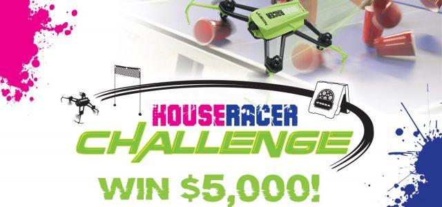 Vusion House Racer Challenge