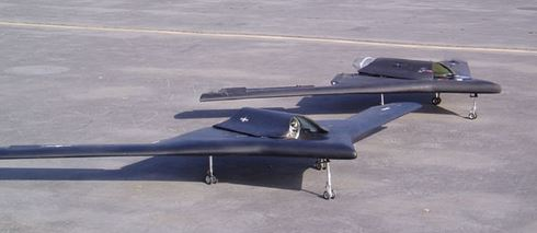 RQ-180 Stealth UAV — Build your Own Unmanned U.S. Air Force Drone