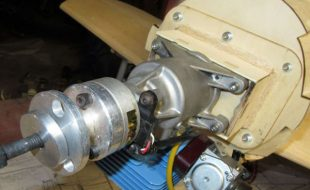 Giant Scale Workshop Tips — Removable Engine Installation for Easy Access