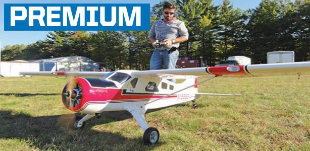 Radial Engine Upgrade — Adding a Multi-Cylinder Power System