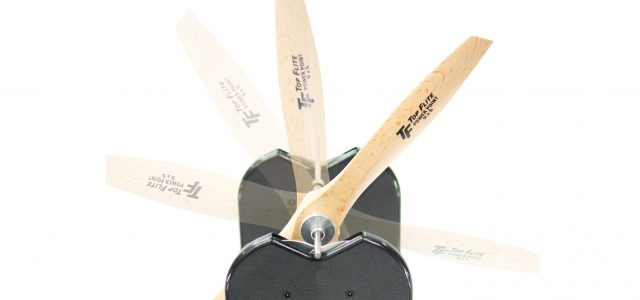 Shop Tip: Balancing your Propeller