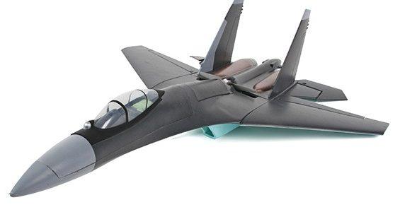 SU-35 Fighter Jet 735mm EPO [VIDEO]