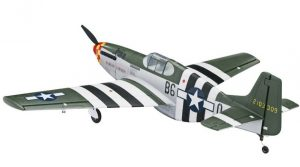 Tower Hobbies P-51B Mustang Berlin Express Rx-R 40 (2)