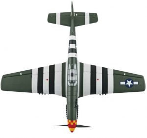 Tower Hobbies P-51B Mustang Berlin Express Rx-R 40 (3)