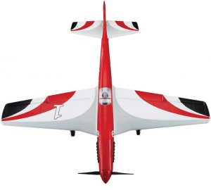 Tower Hobbies P-51D Mustang MkII Racer Red Rx-R (3)