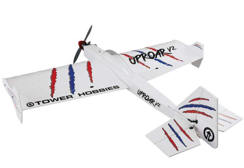 Tower Hobbies Uproar V2  46/EP ARF - Model Airplane News
