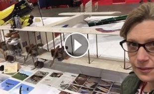 MAN @ Toledo Show — Debra Cleghorn's video tour of the Scale RC models on display