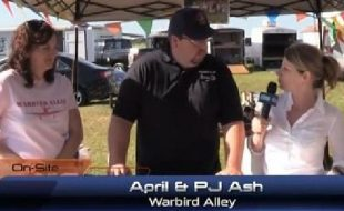 Top Gun Video Interview from Warbird Alley