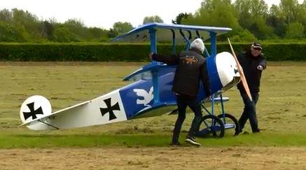 Tremendous Triplane: 65% Fokker Dr. 1