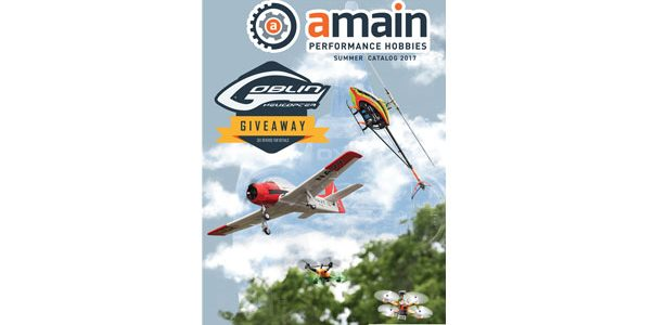 August Model Airplane News AMain Performance Catalog