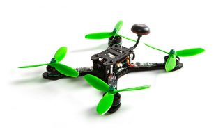 Blade Theory XL 5″ BNF Basic Race Quad [VIDEO]