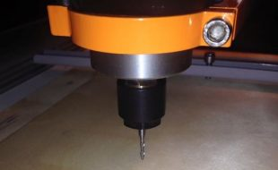 Running the Stepcraft-2 420 Desktop CNC System — Turning G-code into parts