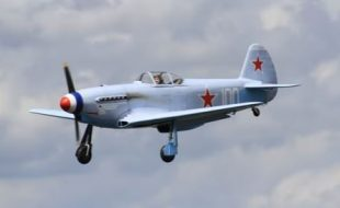 Scale Soviet Fighters on Display