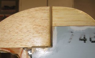 How to: Repair a Vertical Stabilizer & Rudder